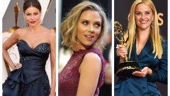 Жените все още печелят по-малко от мъжете в Холивуд