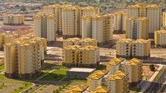 Киламба, празният град