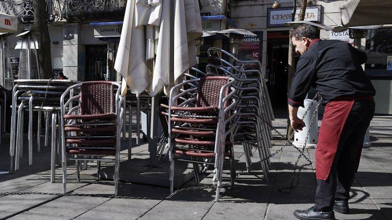 """Краткосрочните програми по схемата """"60/40"""" в Европа може да се окажат въздушна възглавница за икономиката"""