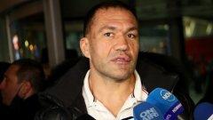 Боксьорът е отказал поканата за участие в партията на Петър Москов