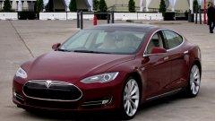Tesla продаде всички 6500 бройки Model S
