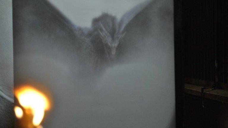 Драконите се завръщат. Дали, водени от Денерис, ще спечелят битката за Трона? Предстои да видим в V-ти сезон