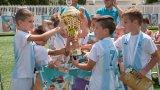 Kaufland зарадва победителите със 100 кг плодове и зеленчуци