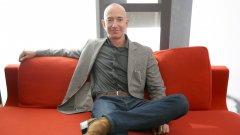 Седем от най-любопитните инвестиции на бизнесмена, който стои начело на гиганта Amazon: