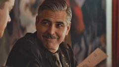 Джордж Клуни в кадър от филма The Monuments Men от 2014 г.