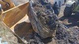 Там се разследва незаконно сметище за опасни отпадъци
