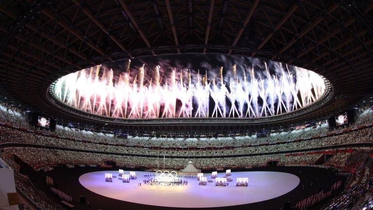 Олимпиадата в Токио е открита официално!
