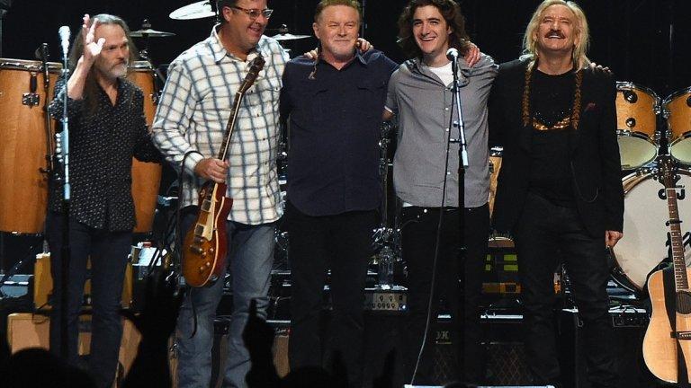 4. The Eagles - 100 милиона долара