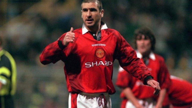 Номер 7 в Юнайтед доби легендарен статут благодарение на имена като Кантона, Джордж Бест, Брайън Робсън и Дейвид Бекъм