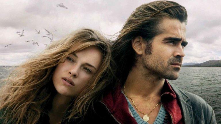 """""""Ондин""""(Ondine) (2009 г.) Сиракюз (Колин Фарел) е рибар, който изважда от морето млада жена. Тя говори странно, нарича себе си Ондин и не желае никой друг да я вижда. Ондин (Алисия Бахледа-Цирус) е отведена в рибарската къща на Сиракюз, където се сприятелява с болната му дъщеря Ани (Алисън Бари). Малкото момиченце решава, че Ондин е приказна нимфа, дошла, за да прави компания на самотния ѝ баща. Но колкото и да се сближават с чудатата жена от морето, тя упорито отказва да разкрие коя е и откъде идва."""