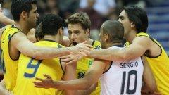 Волейболистите на Бразилия и Русия ще определят победителя в 22-то издание на Световната лига