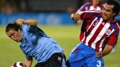 В последните два мача помежду си Парагвай и Уругвай си размениха по една победа в квалификациите за Мондиал 2010