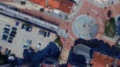 """""""Дупката"""", или импровизираният паркинг в центъра на Варна, досега беше собственост на Георги Гергов"""