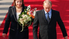 Путин вече ще е сам по червеното килимче