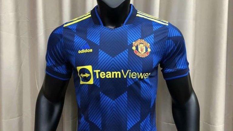 """Феновете на Юнайтед са раздвоени за новите екипи с """"Team Viewer"""""""