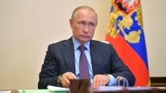 """""""Не е в руските гени да жертваме животи в името на икономиката"""", категоричен е Путин"""
