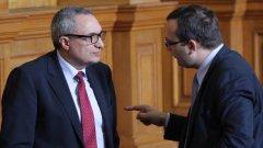 Формулата СДС+ДСБ вече не вкарва в парламента
