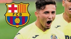 Суперталантът, който отказа на Барселона, за да бие Юнайтед и да стане най-младия шампион в Лига Европа