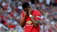 Проблемите на Рашфорд са ужасна новина за Юнайтед