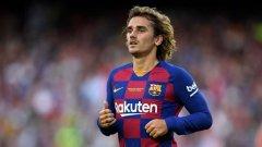 Гризман: Няма да се подстрижа дори ако от Барселона настояват за това