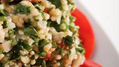 Салатата, която ви предлагам, е част от кухнята на Ливан