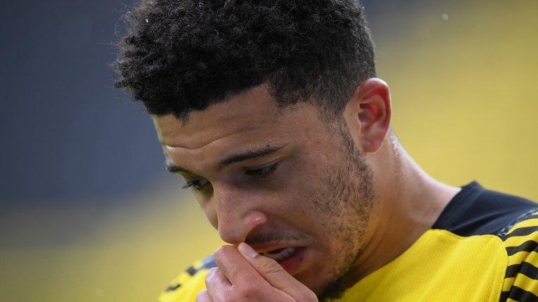 Юнайтед с официална оферта за Санчо, Дортмунд иска повече пари