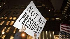 Хиляди американци излязоха по улиците