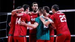 България взе гейм, но записа осма загуба в Лигата на нациите