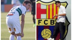 Кейрисон бе купен от Барселона, но така и не осъществи мечтата си да играе в официален мач за каталунците, нито да бъде съотборник на терена на Лионел Меси