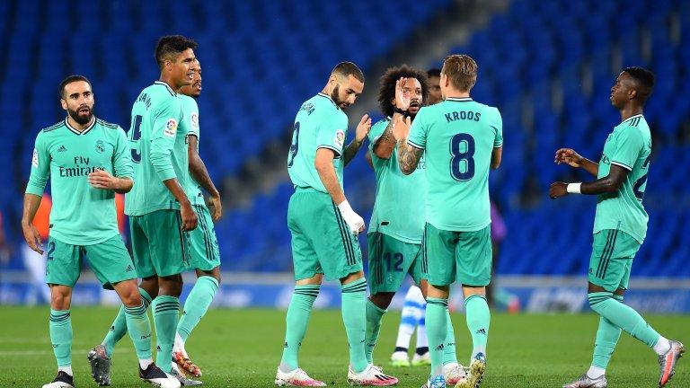 5 причини защо Реал е в по-добра позиция от Барса в битката за титлата