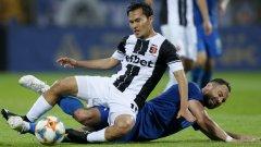 """""""Сините"""" отчитат поредния си нулев сезон, след като отпаднаха от Купата на България"""