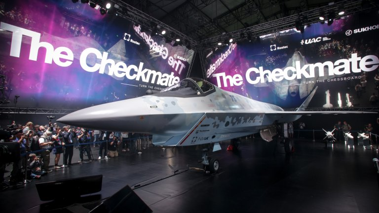 Перспективен модел, който се очаква да полети през 2023 г., но съмненията остават