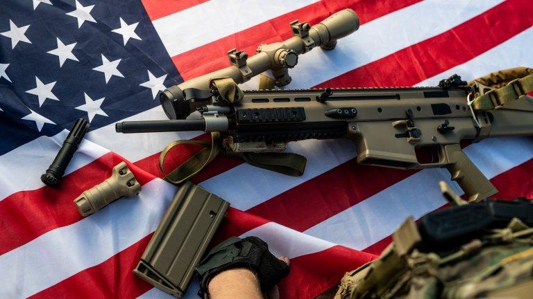 Между 17 и 23 юли в страната са регистрирани 915 инциденти на стрелба с огнестрелни оръжия