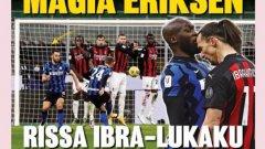 Обяснено: Как се стигна до позора Ибра - Лукаку