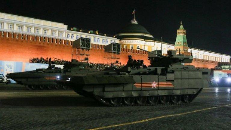 В събитието ще участват повече от 15 хиляди руски военни