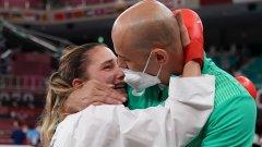 Мечтата е факт! Ивет Горанова донесе първа олимпийска титла за България от 13 години насам