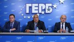 Според лидера на ГЕРБ останалите партии са се провалили в желанието си да направят кабинет без ГЕРБ