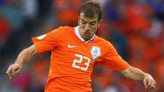 Преминаването в Тотнъм може да е трамплин за Ван дер Ваарт и за връщане на титулярното му място в националния отбор