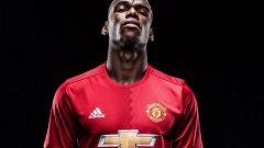 Погба ще прибира добри пари в Юнайтед.