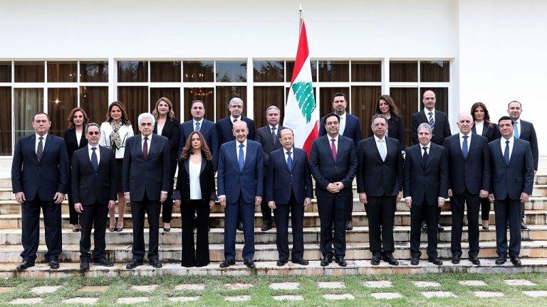 Правителството на Ливан подава оставка