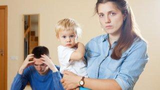 11 вида поведение, характерно за лошите родители
