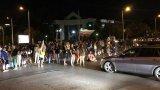 ОТ СДВР казват, че не е имало полиция, тъй като протестът не спазва изискванията на закона
