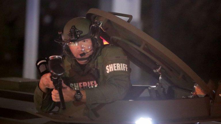 Бунт, кръв и горящи автомобили: Извънредно положение в Уисконсин след прострелян тъмнокож