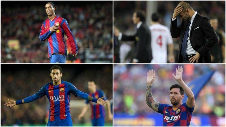 Историята показва: Всяка титла на Реал води до тежка криза и звездна раздяла в Барселона