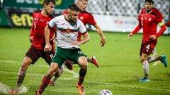 """Младежите загубиха битката в локвите на стадион """"Славия"""""""