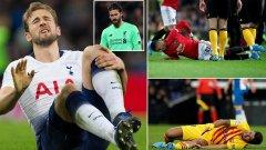 Ако изобщо има добра новина за футбола покрай коронавируса, тя е свързана с контузените, които имат възможност да се възстановят