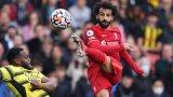 Салах отново изуми футболния свят! (видео)