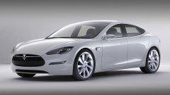"""Електромобилът на """"Tesla"""" - """"Roadster"""""""