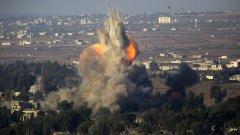 Турция свали сирийски самолети в Идлиб, започна операция срещу Асад