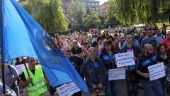 До края на юли полицаите ще протестират във Варна, Бургас, Добрич и Гоце Делчев